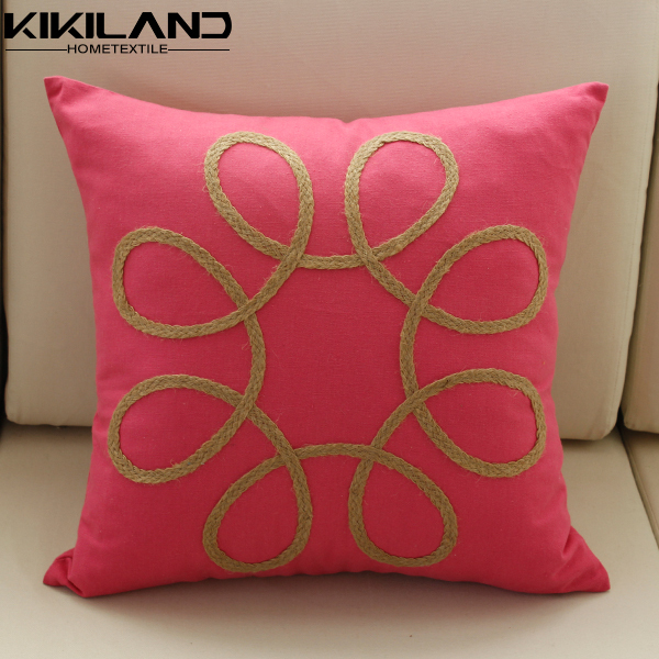 Pillow Cover Design Images: New Fashion Handmade Embroidery Design Cushion Cover   Buy    ,