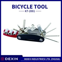 Wholesale Price Spoke Wrench Screwdriver Kit / Bicycle Repairing Tool Set