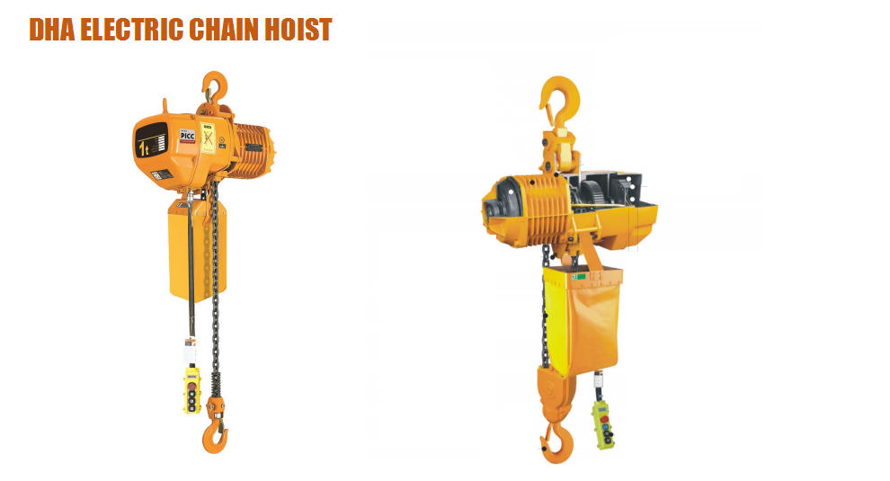 electric hoist manufacturers Huaige electric chain block