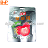 High quality custom design stand up packaging cheap dry fruit bag
