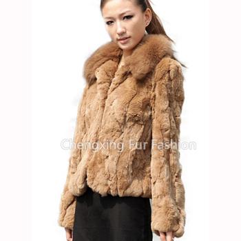 Como tenir un abrigo de piel de conejo