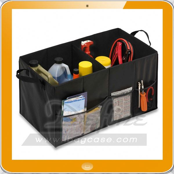 Collapsible Car Trunk Tools Organizer Bag