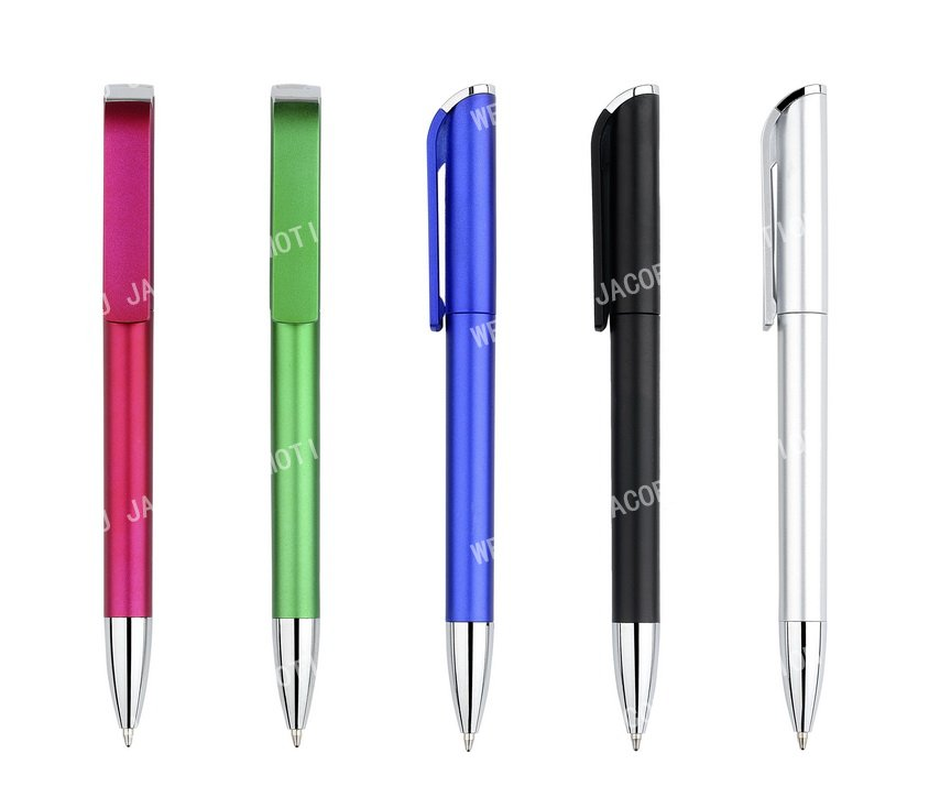 low price Promotional Plastic Retractable ball pen Cheap ball pen ballpoint pen printed logo free shipping