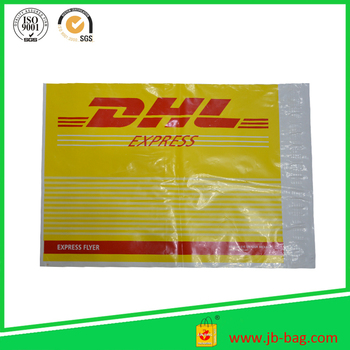 55946824f16f Dhl Mailing Shipping Bags With Document Pouch