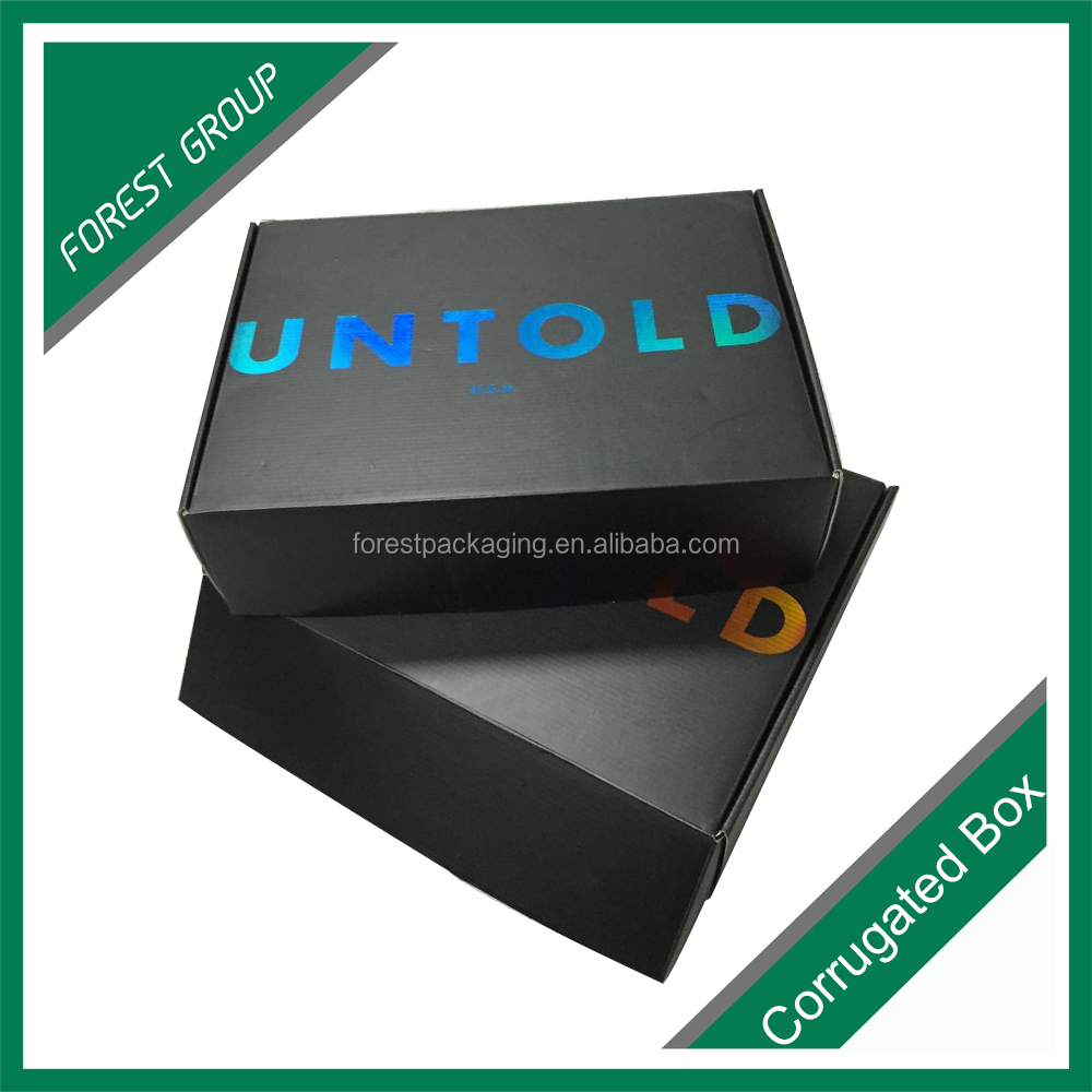 Fashion Luxury Gift Paper Box For Garments Folding Clothing Boxes Custom Box Printing For <strong>Packing</strong>