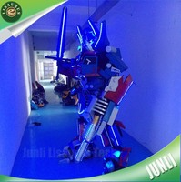 Lisaurus-CH1140 Transformers Optimus Prime Armor Suits Birthday Party Characters Supplier in China