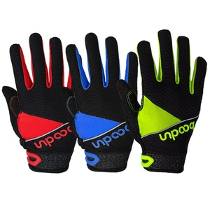 Full finger thin smart cycling gloves