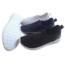 Hot Sell Sport Shoe Fly Knit Basketball Casual Shoe Breathable For Man