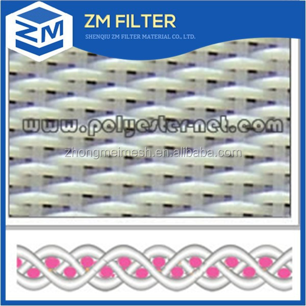 enviroment protection hihg quality polyester stretch dryer mesh wire