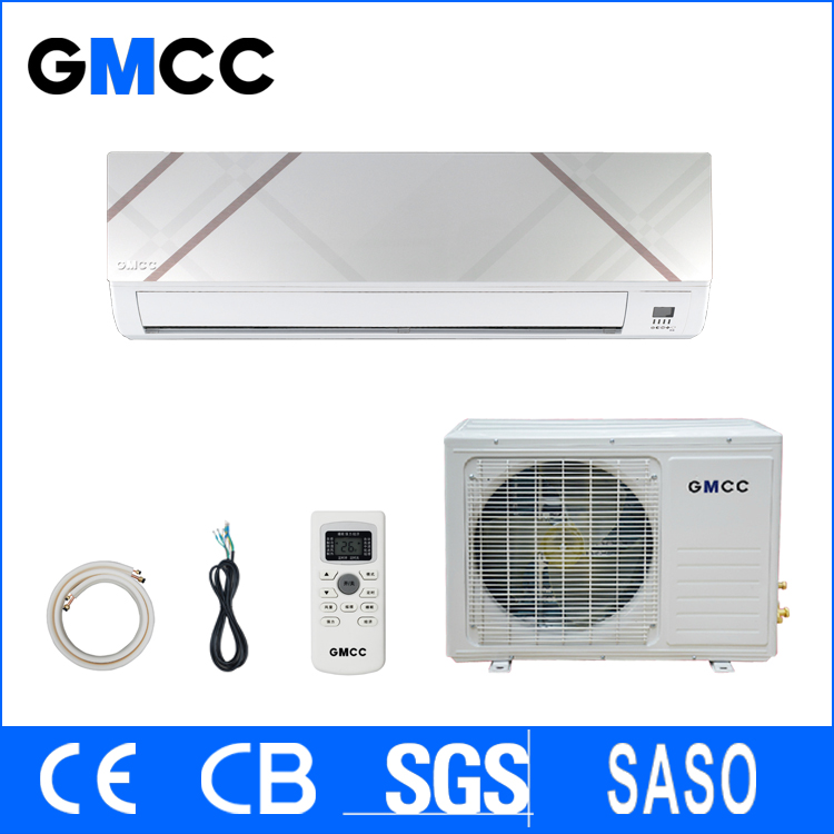 Cooling Only Power Saving 1 Ton Split Air Conditioner 12000 Btu