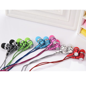 Fissure In-ear Headphones 3.5mm Stereo Cheap Earphone for Mobile Phone Accessories