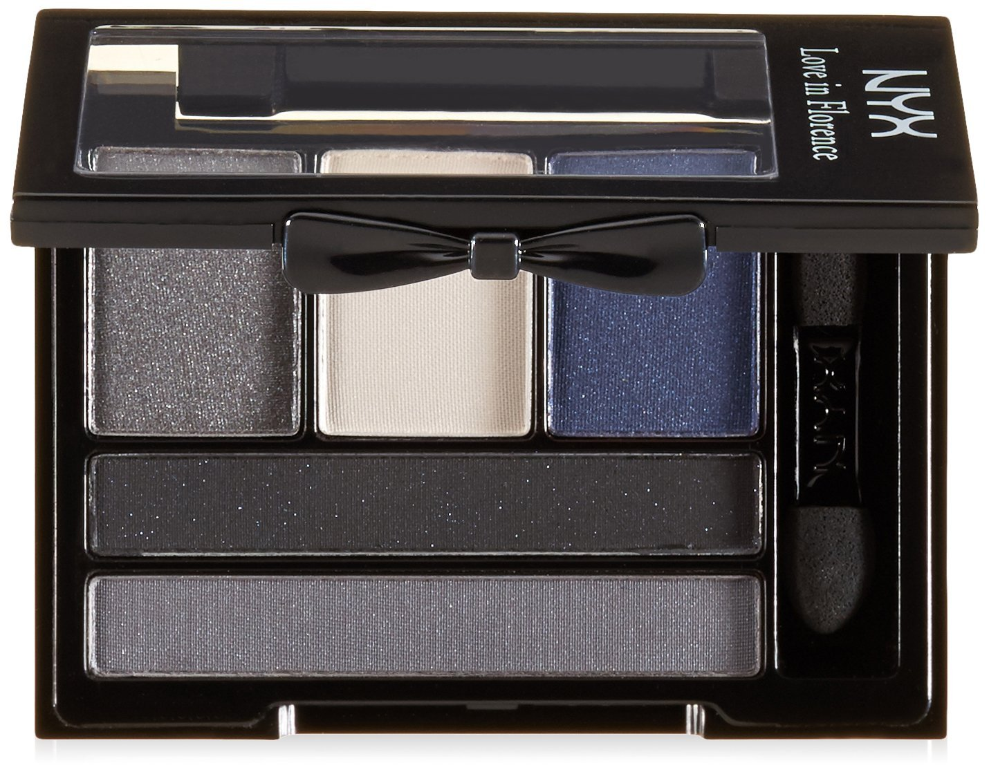 NYX Cosmetics Love in Florence Eye Shadow Palette, La Dolce Vita, 0.2 Ounce
