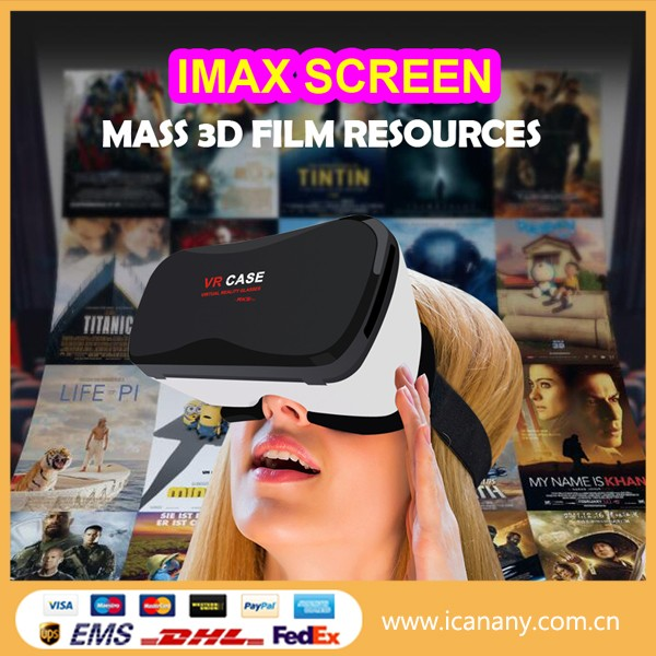 3D VR CASE free download 3d movies best 3d glasses for sale
