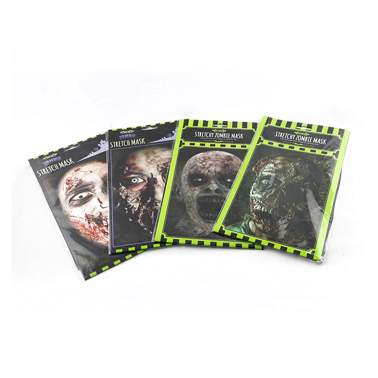 Best selling new party mask latex zombie horse head mask halloween mask