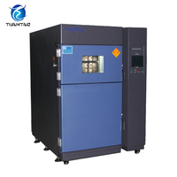 High Accuracy Air to Air Thermal Shock Climatic Chamber Manufacturer
