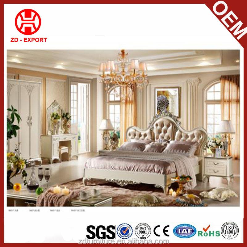 Stile rococ mobili camera da letto set camera da letto - Mobili basso prezzo ...