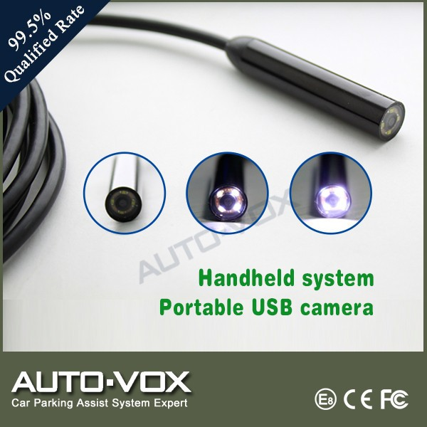 10mm pipe camera inspection endoscope