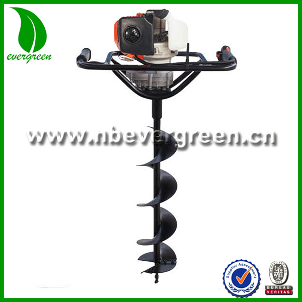 garden tools new post hole tree planting digging machine