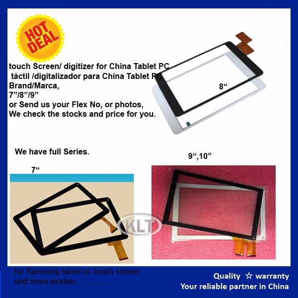 Touchscreen Digitizer Vetro Touch Screen Tablet Pc 10.1