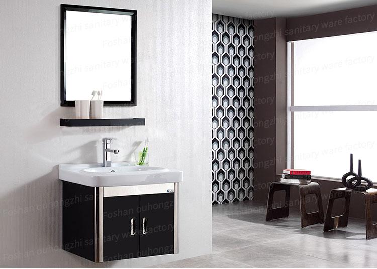 Badkamer ontwerp en badkamer kasten voor moderne badkamer