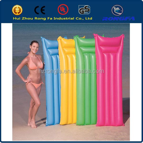 D 39 origine top qualit air lit gonflable matelas flottant matelas pour mer ou piscine eau - Matelas gonflable pour eau ...