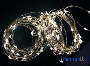 Indoor Outdoor Waterproof Decorative Led Lighting, Led Christmas Star  String Lights
