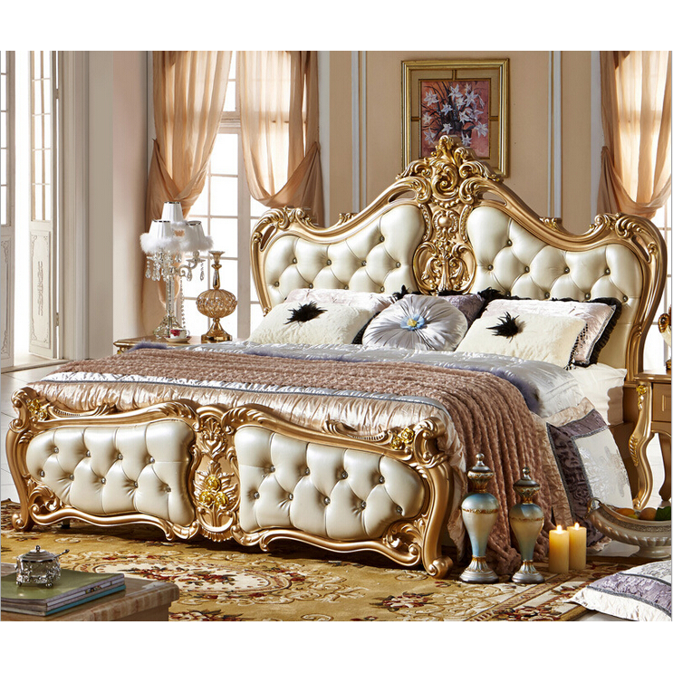 Hot selling classic bedroom furniture