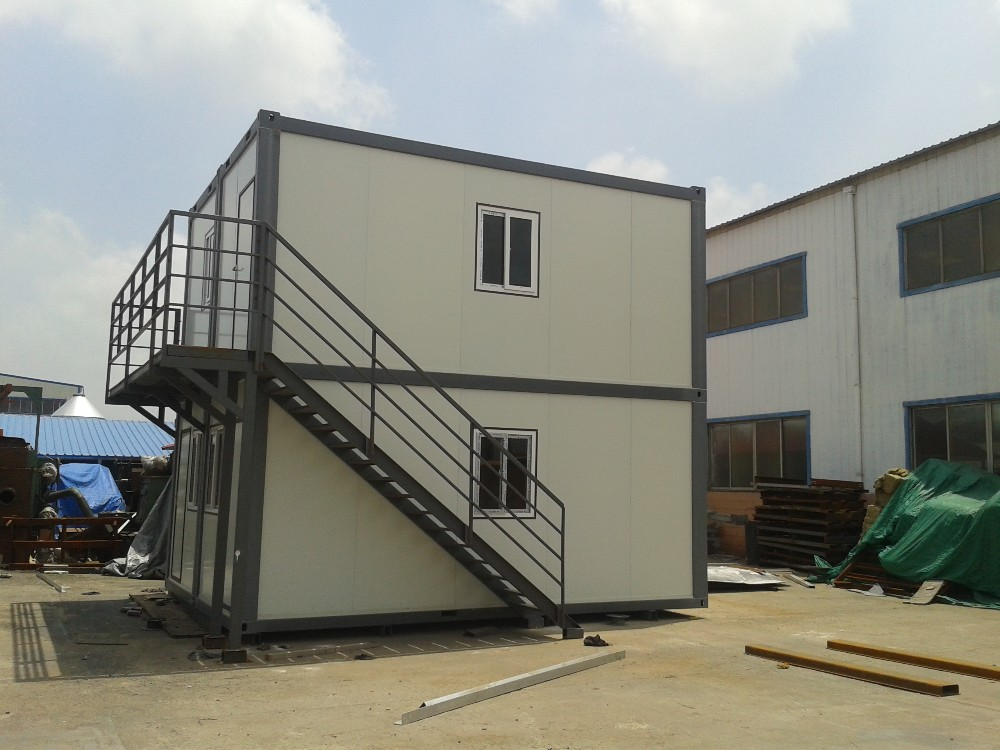 10 feet folding steel structure container house