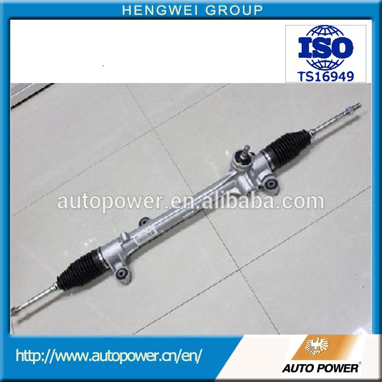 for TOYOTA NEZ121 steering gear with oem 45510-12290 45510-12330 TOYOTA NEZ121 steering rack