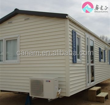 CANAM-Top quality heat insulation prefab outdoor kiosk portable