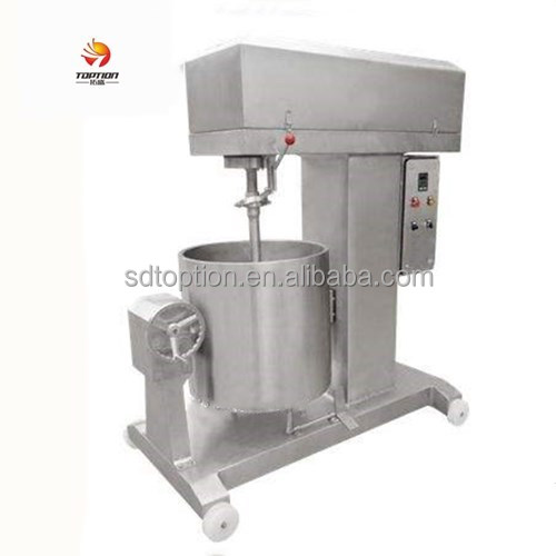 Frequency Conversion Meat Beating Machine for Making Meatball