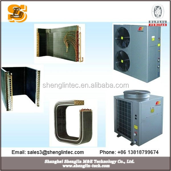Stainles steel air cold condenser
