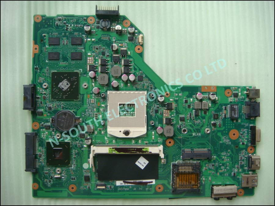 Wholesale Price Laptop Motherboard For Asus K54c X54c K54ly Hm65  216-0809000 - Buy High Quality Notebook Motherbaord For Asus K54c X54c  K54ly Hm65