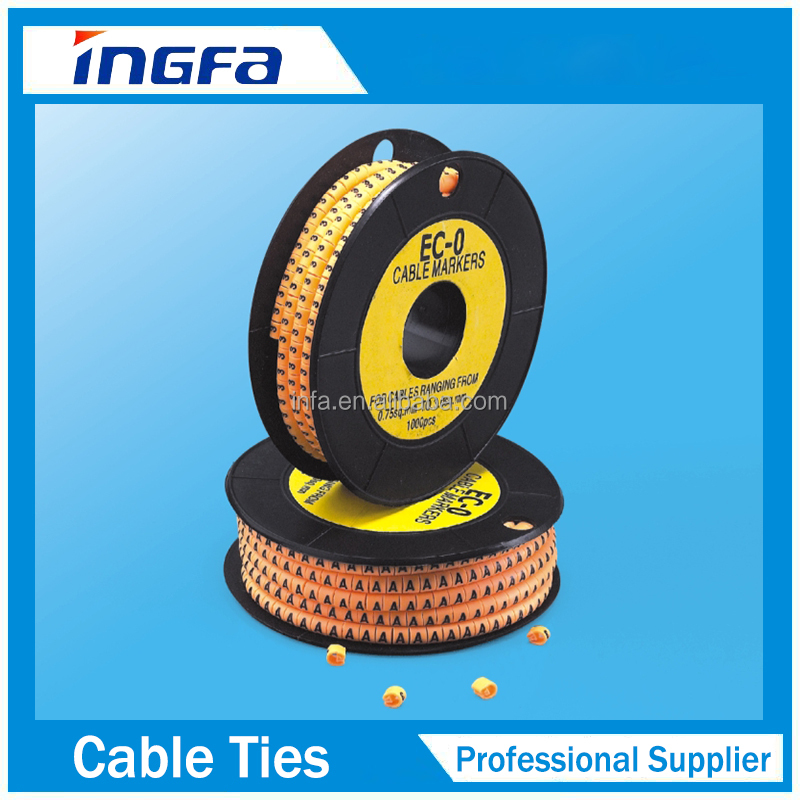 Soft PVC Cable Marker Tube for Wire Protection EC-1