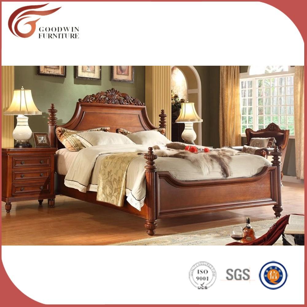 Descuento barato juegos de dormitorio, Royal king size muebles de ...