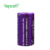 Vapcell INR18350 1100mAh 9A E-cigs cell Rechargeable Li-Ion purple safe CE Rohs MSDS UN38.3 CPIC insurance for 18350 batteries
