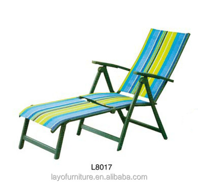 Reclining Beach Chair With Footrest, Reclining Beach Chair With Footrest  Suppliers And Manufacturers At Alibaba.com