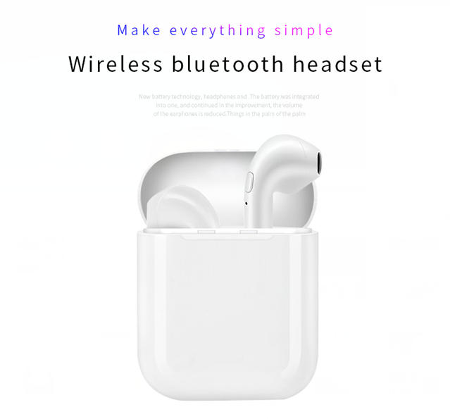 mobile accessories wireless earphone i10 tws used phones mobile android