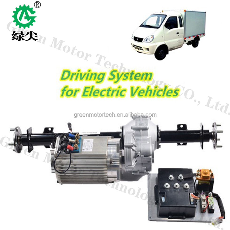Ac Brushless Motor Electric Car Kit 10kw 96v Electric Car Conversion ...