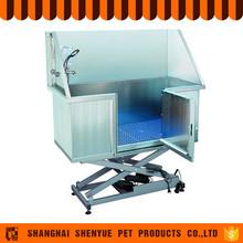 funzionale in acciaio inox pet grooming vasca