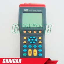Di alta <span class=keywords><strong>Precisione</strong></span> 3 Phase Power Analyzer TES-3600 Vero RMS