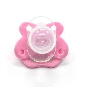 Wholesale Hot Selling Funny Design Adult and Baby Soothe Silicone Pacifier
