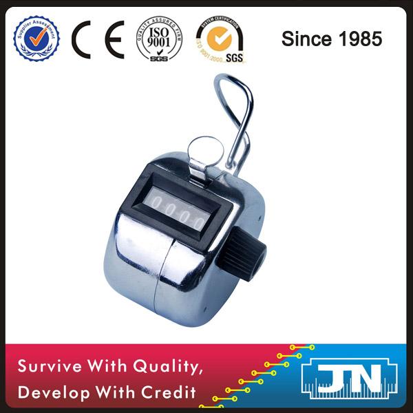 5Finger Ring Digital Tally Counter Finger   Number Clicker Color at random