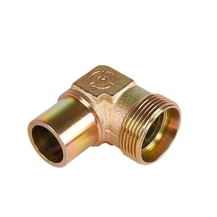 China supplier welded iron carbon steel elbow  ELBOW PIPE FITTING