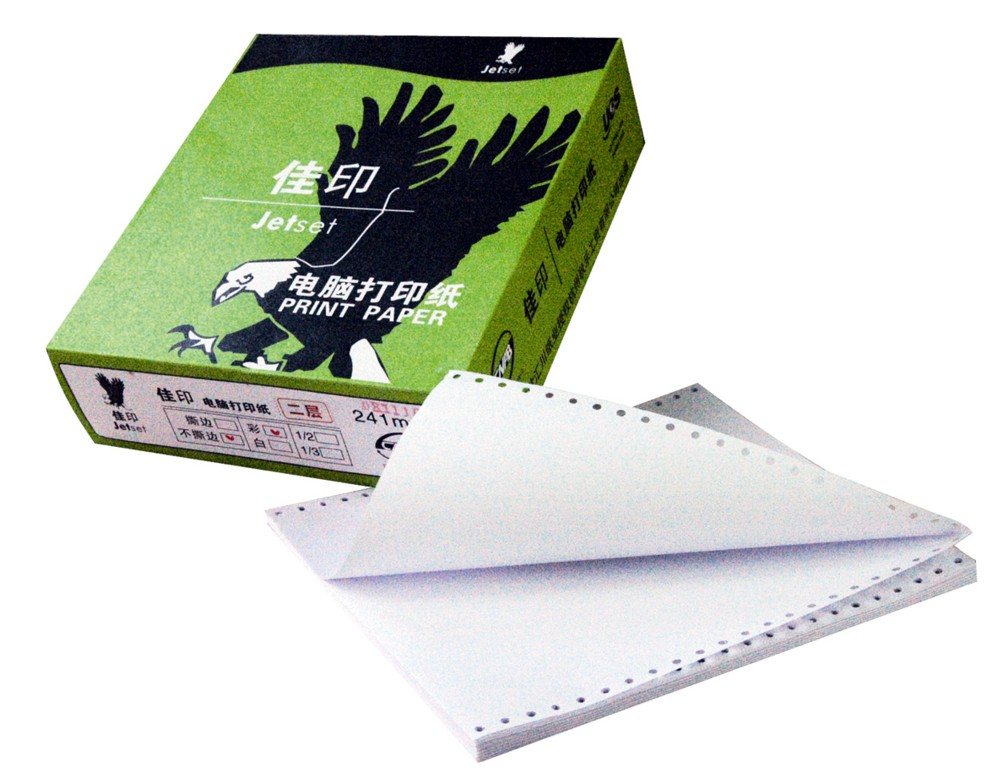 Hot Selling 3 ply blank ncr computer form paper