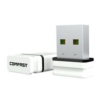 150mbps Mini Wireless USB Wifi Adapter Lan Card 802.11n/g/b Wlan PC Wifi Receiver External Wifi Dongle Antenna Wi Fi For Laptop