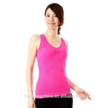 7c4a383681 Tummy Control Body Seamless Shapewear Camisole Tank Top Vest ...