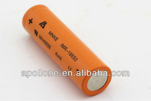 authentic 18650 high drain battery for electronic cigarette