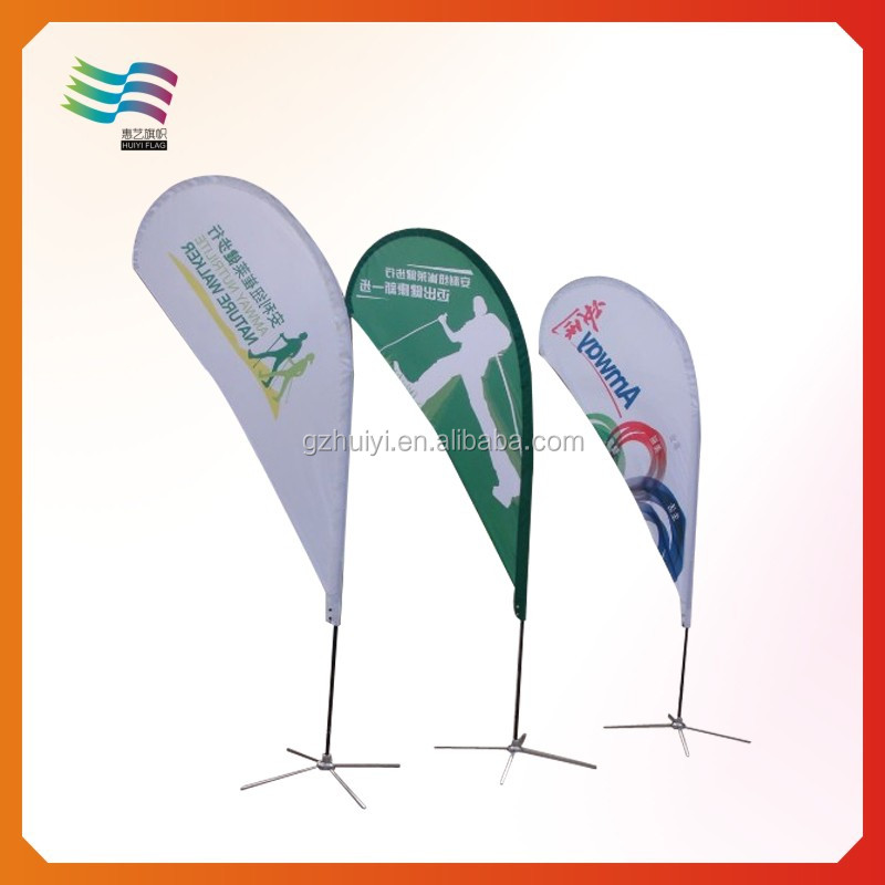 Cheap Outdoor Roadside Cheap Beach Flag