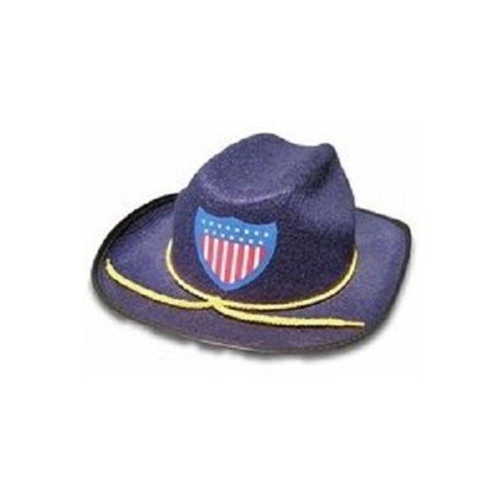 7ac5e18c7c7 Get Quotations · Union Civil War Officer Hat Small